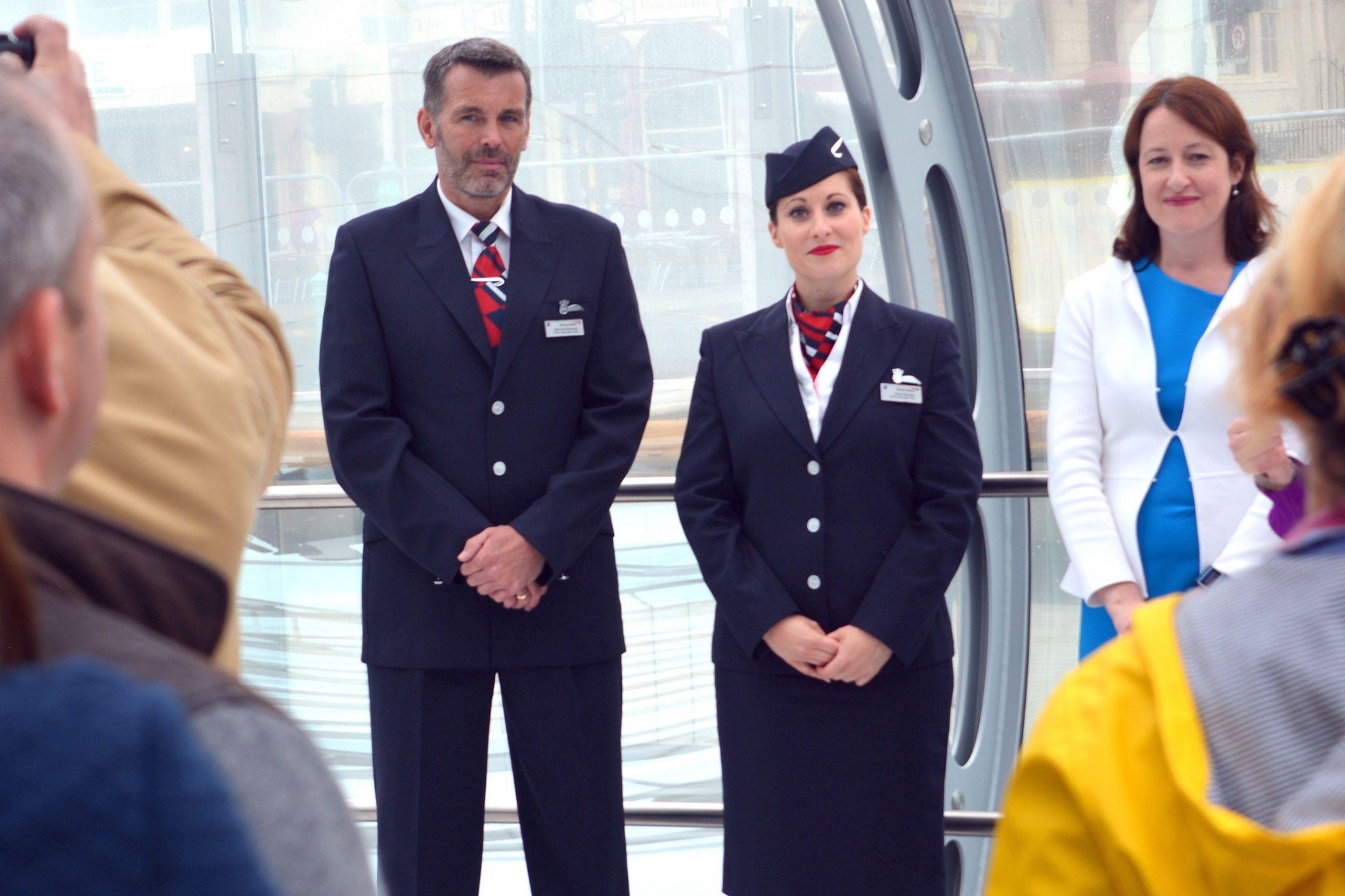 BA i360 - Flight Attendants 2