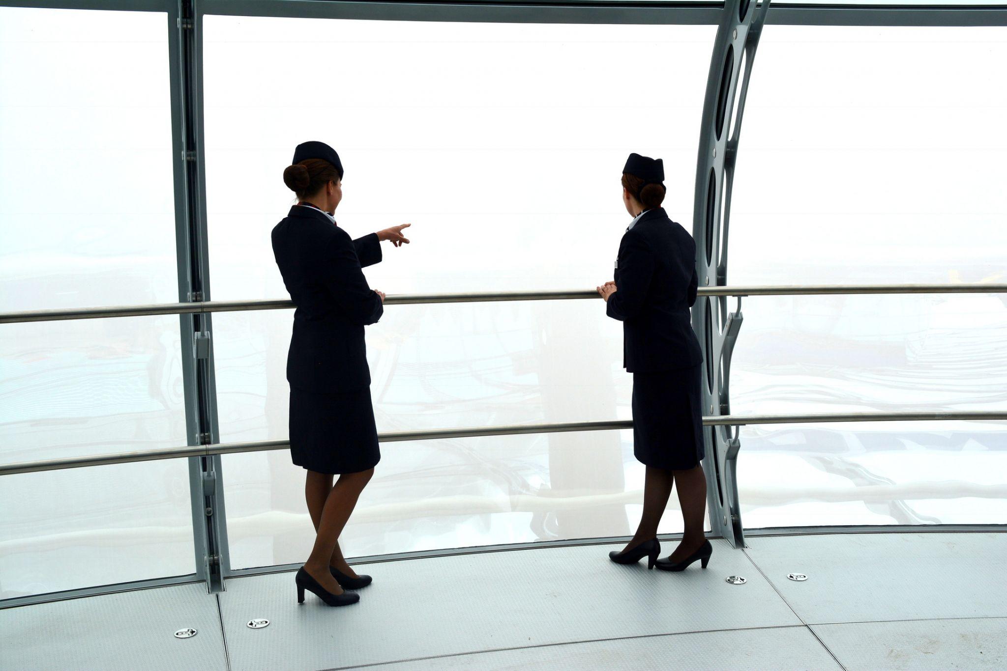 BA i360 - Flight Attendants