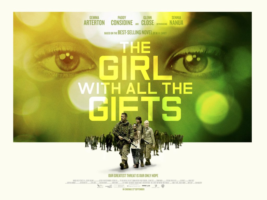 The Girl with All the Gifts | Film Review - MODISH MALE