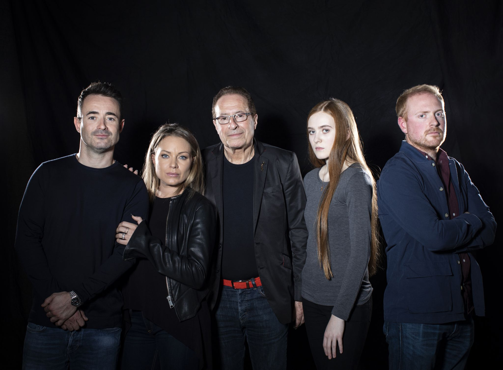 The House on Cold Hill - Joe McFadden, Rita Simons, Peter James, Persephone Swales-Dawson, Charlie Clements - cHelen Maybanks